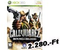 Call Of Juarez Bound In Blood Xbox 360 Játék