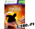 Disney Fantasia Music Evolved Kinect Xbox 360 Játék