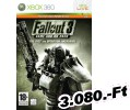 Fallout 3 The Pitt and Operation: Anchorage Xbox 360 Játék