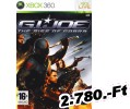 G.I. Joe The Rise of Cobra Xbox 360 Játék