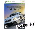 Need for Speed Shift Xbox 360 Játék