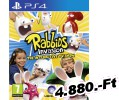 Rabbids Invasion The Interactive Tv Show PlayStation 4 Játék