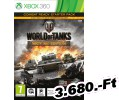 World of Tanks Xbox 360 Játék