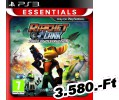 Ratchet & Clank Tools of Destruction Essentials PlayStation 3 Játék
