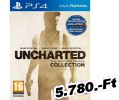 Uncharted The Nathan Drake Collection PlayStation 4 Játék