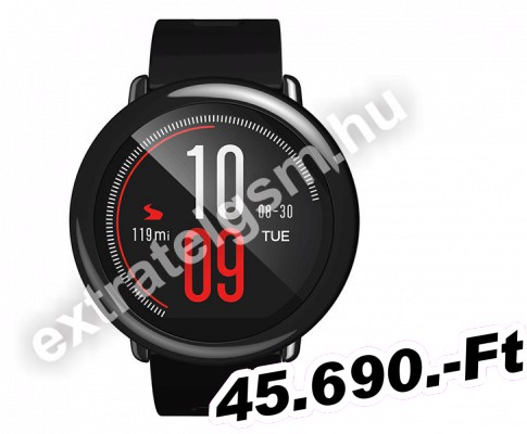 XIAOMI Amazfit Pace Watch Fekete