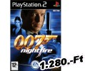 007 Nightfire PlayStation 2 Játék