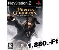 Pirates Of The Caribbean At World's End PlayStation 2 Játék