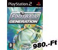 Football Generation PlayStation 2 Játék