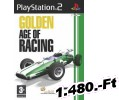 Golden Age of Racing PlayStation 2 Játék