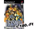 Time Splitters PlayStation 2 Játék
