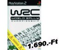 WRC World Rally Championship PlayStation 2 Játék