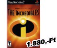 The Incredibles PlayStation 2 Játék