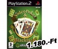 Video Poker and Blackjack PlayStation 2 Játék