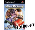 Micro Machines PlayStation 2 Játék