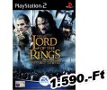 The Lore Of The Rings The Two Towers PlayStation 2 Játék