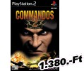 Commandos 2 PlayStation 2 Játék