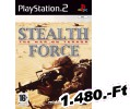 Stealth Force The War On Terror PlayStation 2 Játék