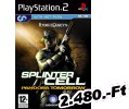 Splinter Cell Pandora Tomorrow PlayStation 2 Játék