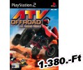 ATV Offroad All Terrain Vehicle PlayStation 2 Játék