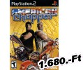 American Chopper PlayStation 2 Játék