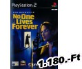 No One Lives Forever PlayStation 2 Játék