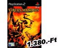 Circus Maximus Chariot Wars PlayStation 2 Játék