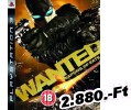 Wanted Weapons of Fate PlayStation 3 Játék
