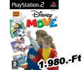 Disney Move PlayStation 2 Játék