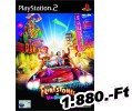 The Flintstones In VivaRockVegas PlayStation 2 Játék