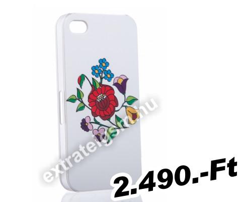 f2b362c894 Apple iPhone 4 / 4S kemény hátlapi tok Apple iPhone 4G/4S Fehér ...