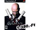 Hitman Contracts PlayStation 2 Játék