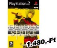 Deadly Strike PlayStation 2 Játék