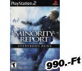 Minority Report Everybody Runs PlayStation 2 Játék
