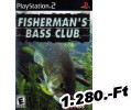 Bass Master Fishing PlayStation 2 Játék