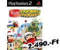 Eye Toy Monkey Mania PlayStation 2 Játék