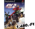 ATV Quad Power Racing 2 PlayStation 2 Játék