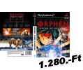 Orphen Scion Of Sorcery PlayStation 2 Játék