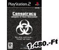 Conspiracy Weapons Of Mass Destruction PlayStation 2 Játék