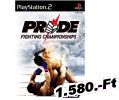Pride Fighting Championships PlayStation 2 Játék