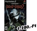 Blood Omen 2 PlayStation 2 Játék