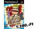 Buzz The Music Quiz PlayStation 2 Játék