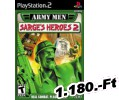 Army Men-Sarges Heroes 2 PlayStation 2 Játék