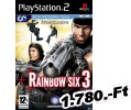 Tom Clancys Rainbow Six 3 PlayStation 2 Játék