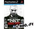 Tom Clancys Splinter Cell Double Agent PlayStation 2 Játék