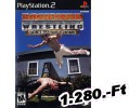Backyard Wrestling Dont Try This At Home PlayStation 2 Játék