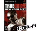 True Crime New York City PlayStation 2 Játék