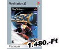 SSX Snowboard Supercross Platinum PlayStation 2 Játék