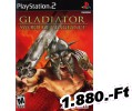 Gladiator Sword of Vengeance PlayStation 2 Játék