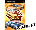 Pimp My Ride Street Racing PlayStation 2 Játék